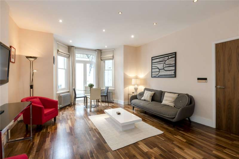 1 Bedroom Flat for sale in Lexham Gardens, London, W8