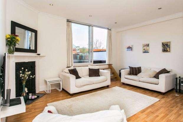 2 Bedrooms Flat for sale in Wavertree Road, London, SW2