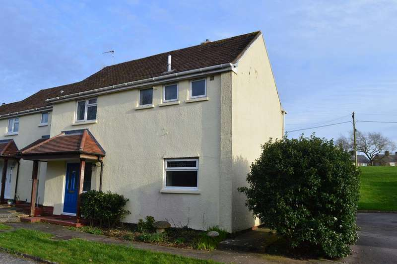 3 Bedrooms End Of Terrace House for sale in Eagle Road, West Vale, St Athan, Vale of Glamorgan CF62