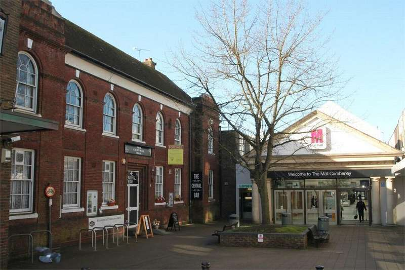 Flat for sale in Camberley, Surrey