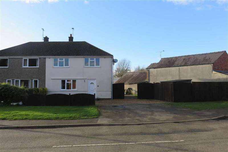 3 Bedrooms Semi Detached House for sale in Jarvis Orchard, Walton