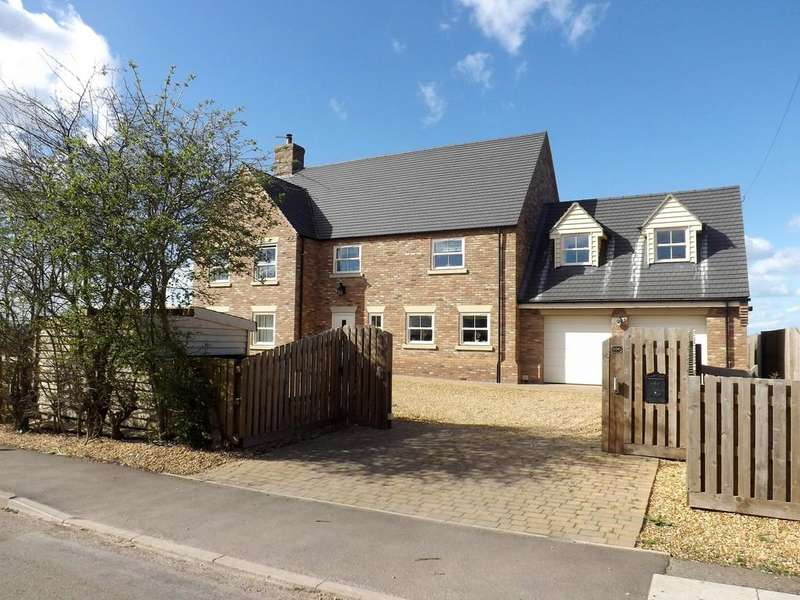 4 Bedrooms Detached House for sale in Westfield Road, Manea
