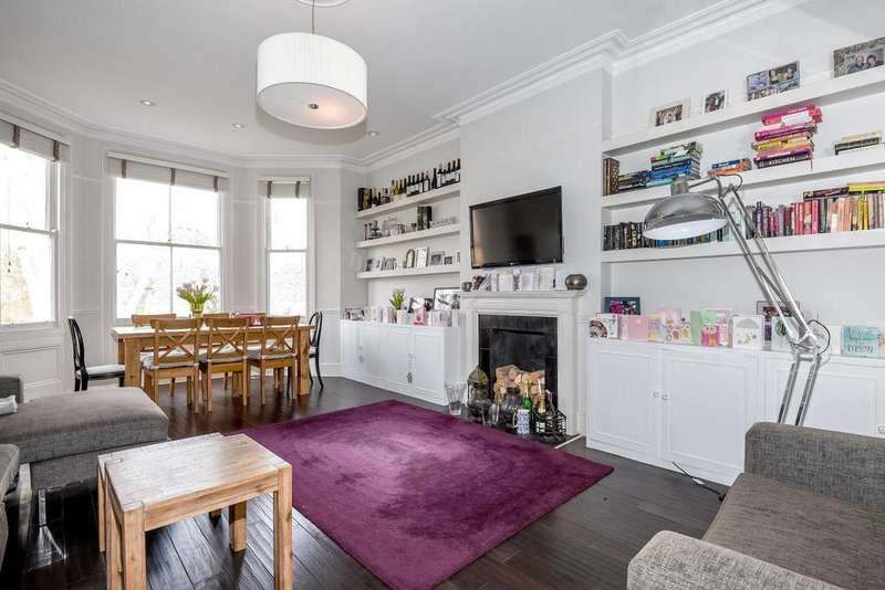 2 Bedrooms Flat for sale in Fellows Road, Belsize Park, NW3
