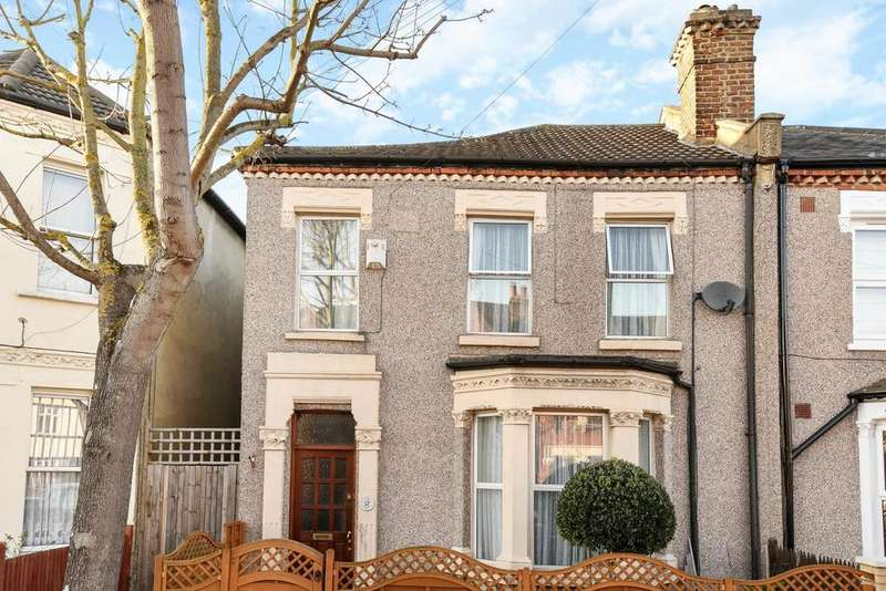 4 Bedrooms Semi Detached House for sale in Bourdon Road, Anerley, SE20
