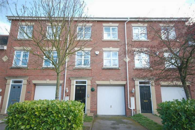 3 Bedrooms Town House for sale in Langley Park Way, SUTTON COLDFIELD, West Midlands