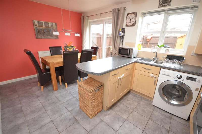 3 Bedrooms Town House for sale in Primula Close, Bold, St. Helens
