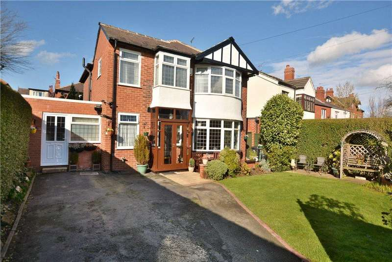 4 Bedrooms Detached House for sale in Davies Avenue, Roundhay, Leeds