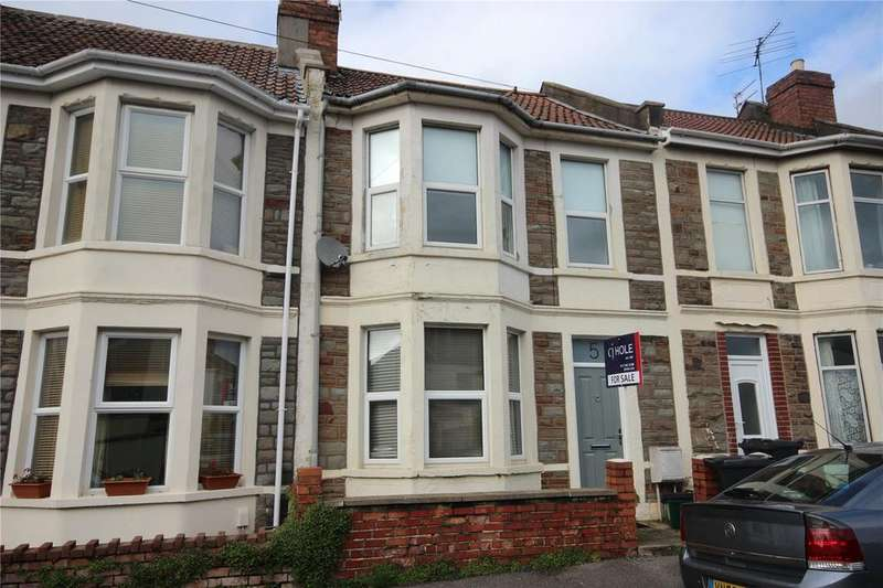 2 Bedrooms Terraced House for sale in Dale Street, St George, Bristol, BS5