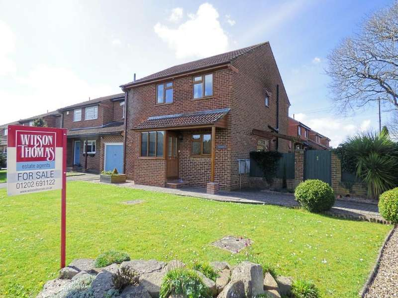4 Bedrooms Detached House for sale in Lytchett Matravers, Poole