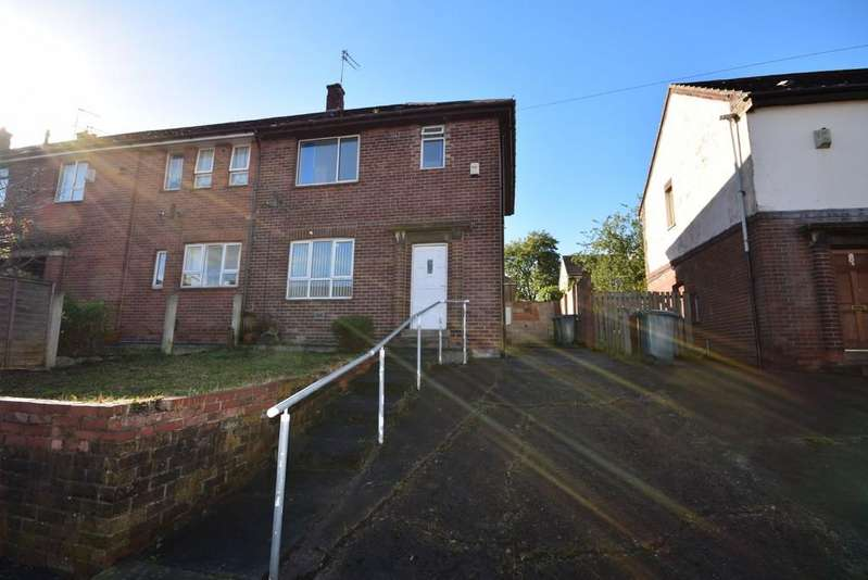 3 Bedrooms Semi Detached House for sale in Cumberland Road, Kirkholt