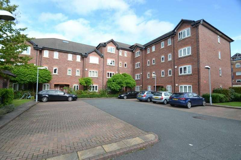 2 Bedrooms Apartment Flat for sale in Bridgewater Street, Sale