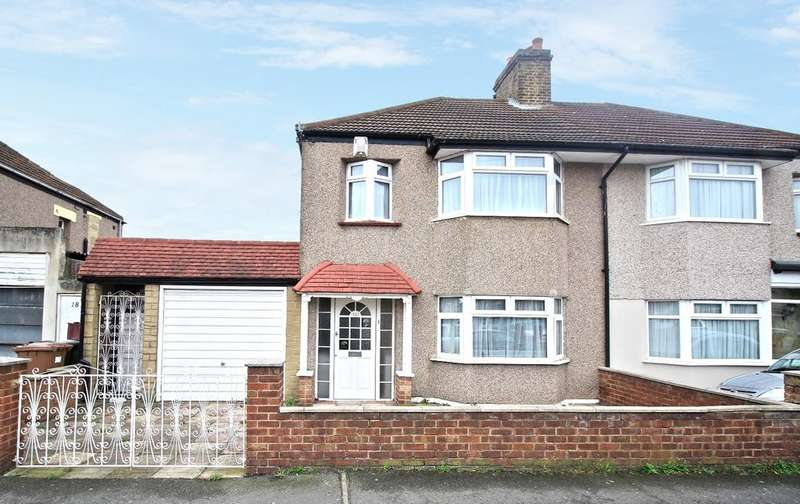 3 Bedrooms Semi Detached House for sale in Gipsy Road Welling DA16