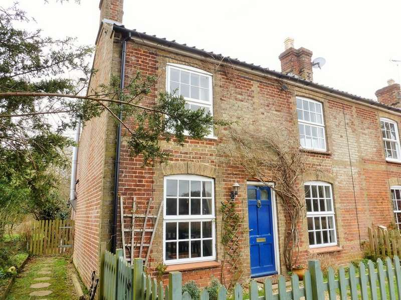 3 Bedrooms End Of Terrace House for sale in Swanton Abbott, North Walsham