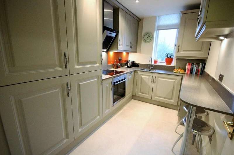 2 Bedrooms Apartment Flat for sale in 10 St Peters Grove Bootham York