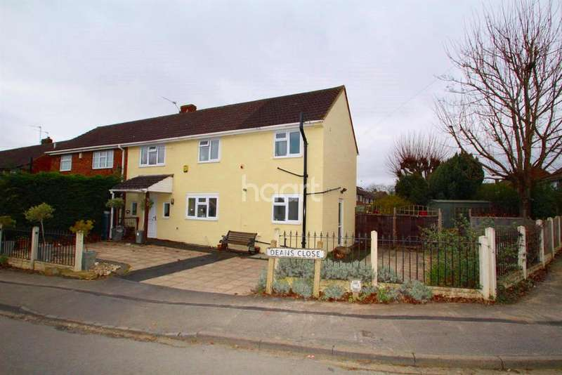 4 Bedrooms Semi Detached House for sale in Deans Close