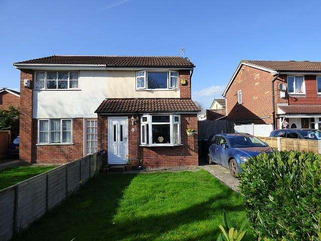 2 Bedrooms House for sale in Woodhouse Close, Birchwood, Warrington