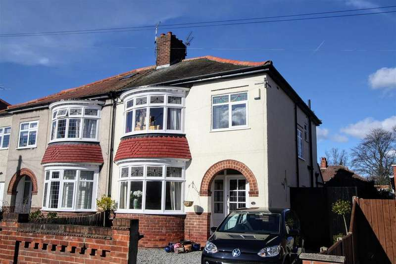 3 Bedrooms Semi Detached House for sale in Dale Road, Darlington