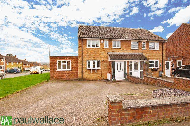 2 Bedrooms Semi Detached House for sale in Amesbury, Waltham Abbey