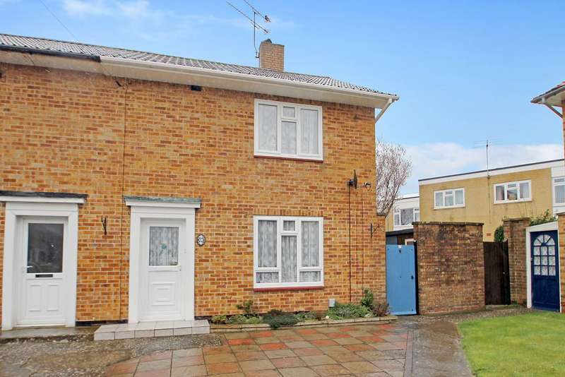 2 Bedrooms End Of Terrace House for sale in Barrington Close, Goring-by-sea, BN12 4RJ