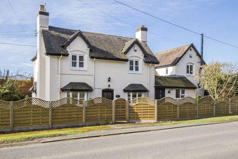 3 Bedrooms Detached House for sale in Wootton Wawen, Warwickshire