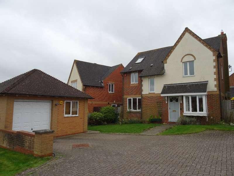 5 Bedrooms Detached House for sale in FERNE FURLONG, OLNEY