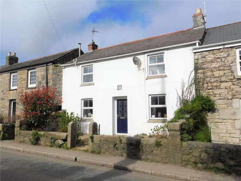 3 Bedrooms Terraced House for sale in Tyringham Place, Lelant, Cornwall