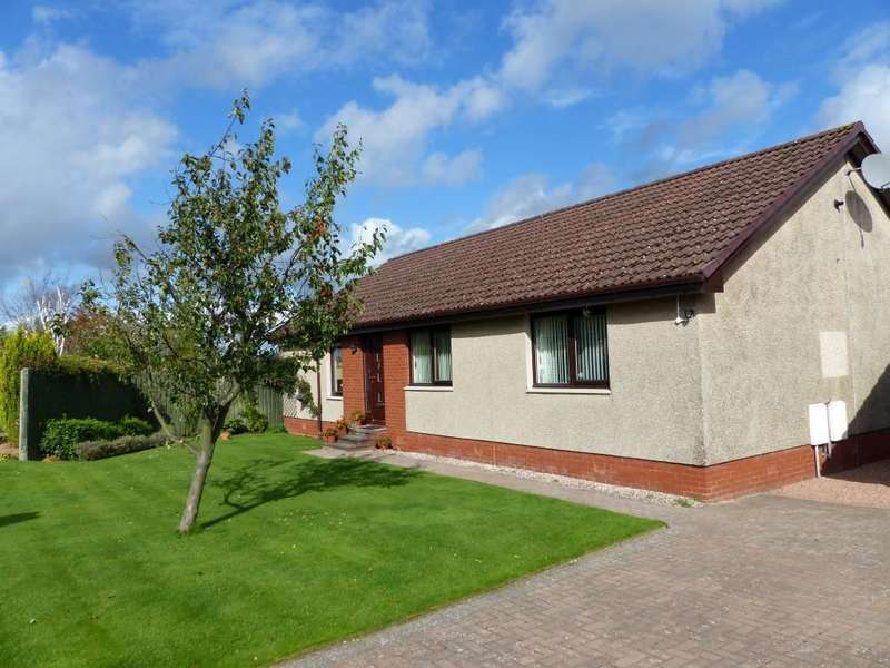 4 Bedrooms Detached Bungalow for sale in Caldwell Acre, Kingskettle, Cupar, KY15