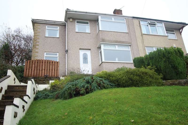 4 Bedrooms Semi Detached House for sale in Ascot Drive, Bradford, BD7