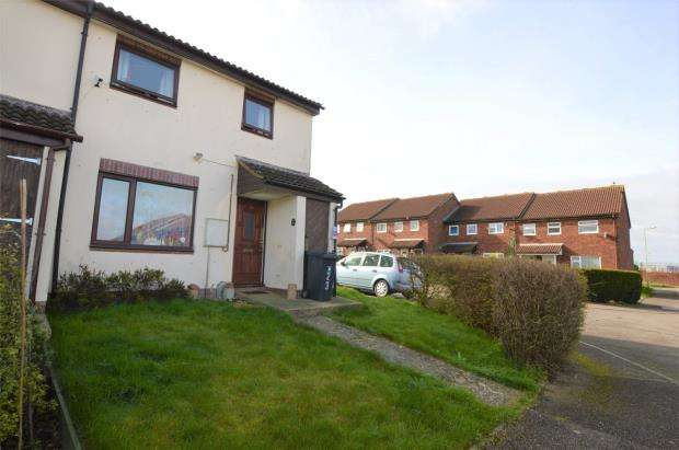 2 Bedrooms End Of Terrace House for sale in St Pauls Road, Honiton, Devon