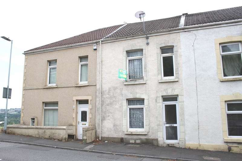 3 Bedrooms Terraced House for sale in Trewyddfa Road, Morriston, Swansea