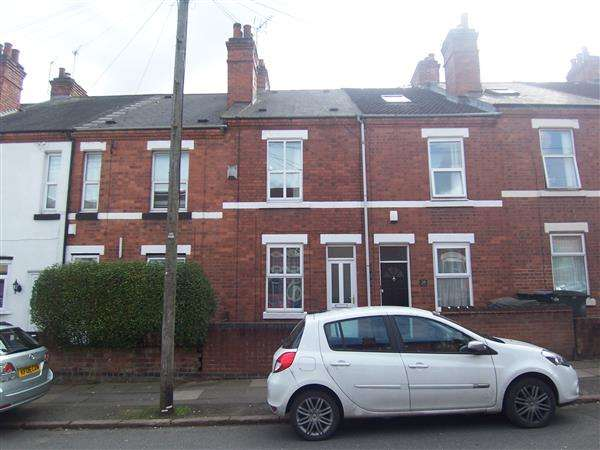 4 Bedrooms Terraced House for sale in Broomfield Road, Coventry