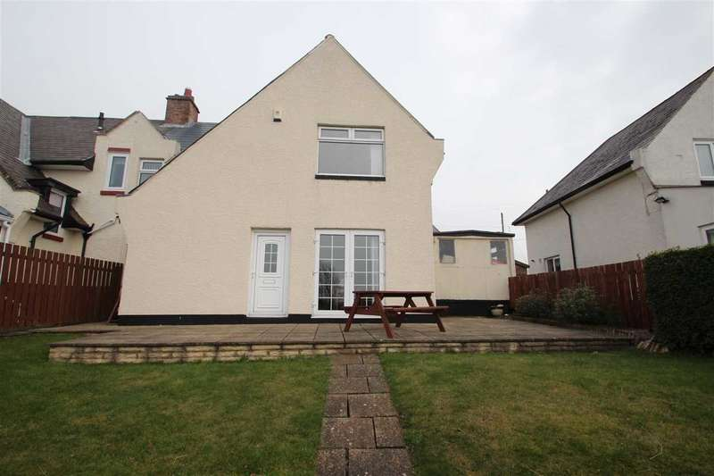 3 Bedrooms Semi Detached House for sale in The Promenade, Consett, County Durham