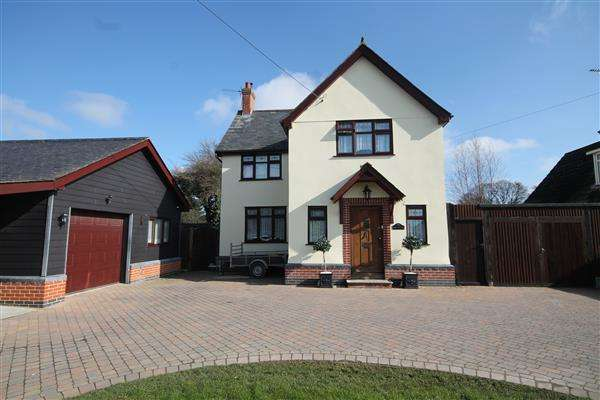 4 Bedrooms House for sale in Weeley Road, Little Clacton