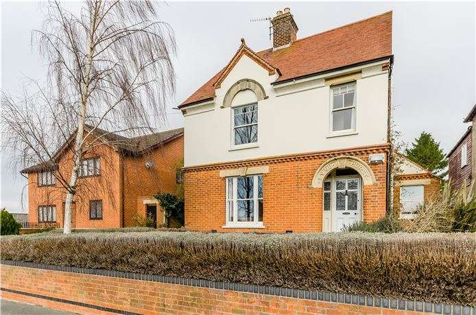 3 Bedrooms Detached House for sale in Station Road, Soham, Ely