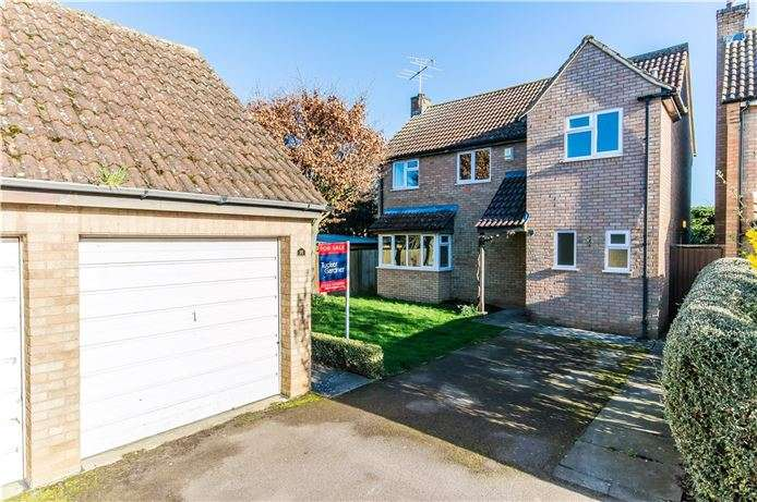 4 Bedrooms Detached House for sale in Dwyer Joyce Close, Histon, Cambridge