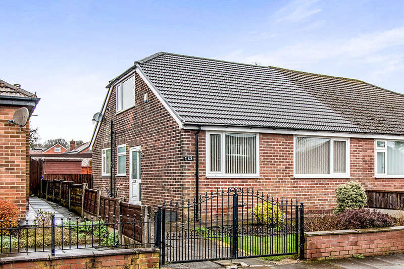 3 Bedrooms Semi Detached Bungalow for sale in Newquay Avenue, Bolton, BL2