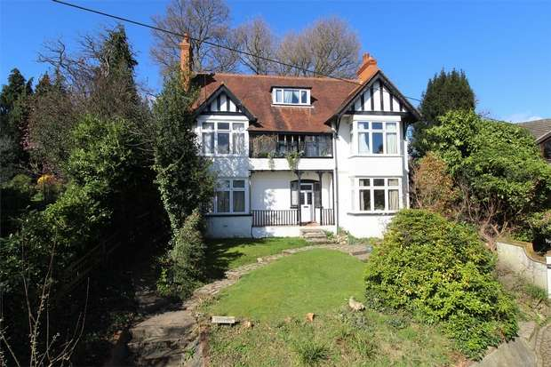 3 Bedrooms Flat for sale in Fernhill Park, Hook Heath, Woking, Surrey