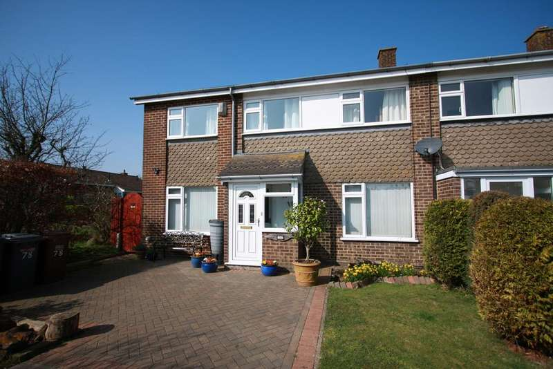 4 Bedrooms End Of Terrace House for sale in Seven Sisters Road, Eastbourne BN22