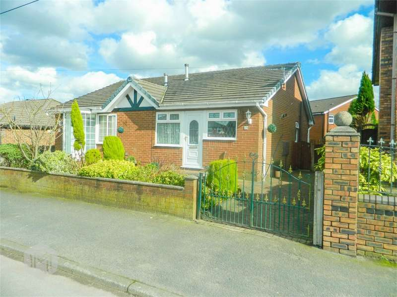 2 Bedrooms Semi Detached Bungalow for sale in Maple Avenue, Hindley Green, Wigan, Lancashire