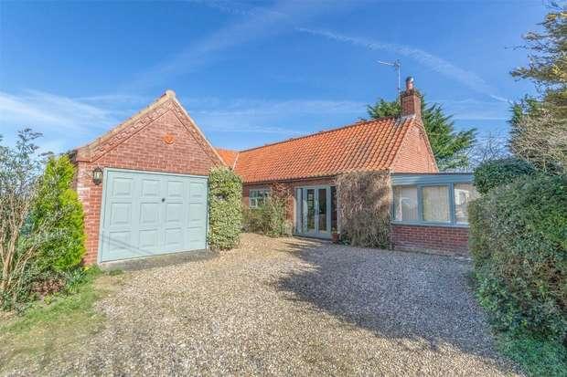 4 Bedrooms Detached Bungalow for sale in Mole Lodge, Stiffkey