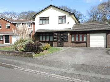 4 Bedrooms Detached House for sale in Coachmans Drive, West Derby, Liverpool