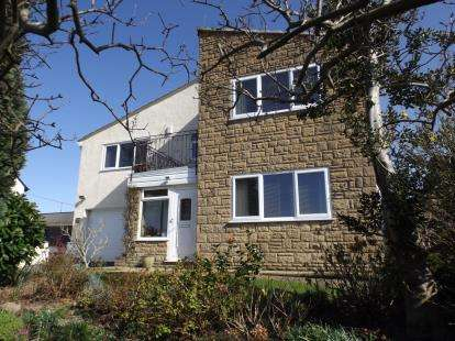 4 Bedrooms Detached House for sale in Peulwys Lane, Old Colwyn, Colwyn Bay, Conwy, LL29