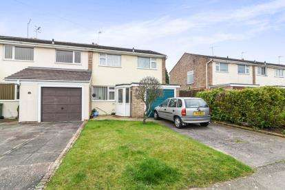 3 Bedrooms Terraced House for sale in Kilbury Drive, Worcester, Worcestershire
