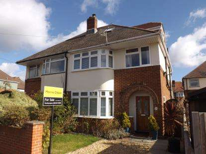 4 Bedrooms Semi Detached House for sale in Upper Shirley, Southampton, Hampsire