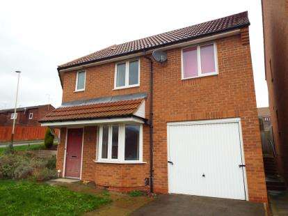 3 Bedrooms Terraced House for sale in Reeth Close, Beaumont Leys, Leicester, Leicestershire