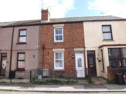 2 Bedrooms Terraced House for sale in New Street, Newtown, Berkeley, Gloucestershire