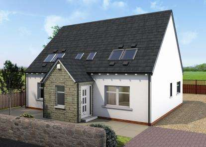4 Bedrooms Detached House for sale in Plot 1, Newmill and Canthill Road