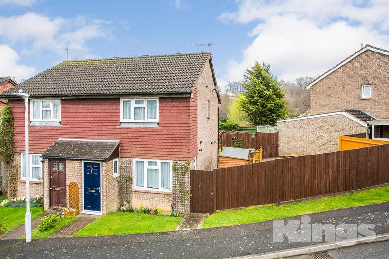 3 Bedrooms Semi Detached House for sale in Green Way, Tunbridge Wells