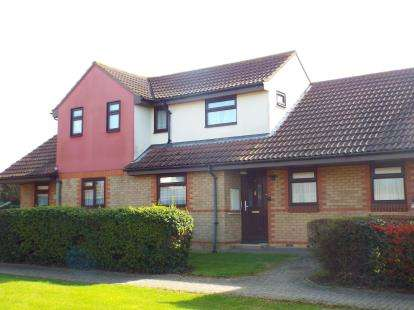 2 Bedrooms Maisonette Flat for sale in Pitsea, Basildon, Essex