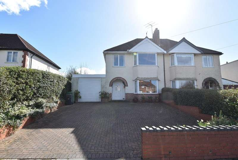 3 Bedrooms Semi Detached House for sale in Finstall Road, Bromsgrove